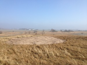 Sandblotta på Kabusa