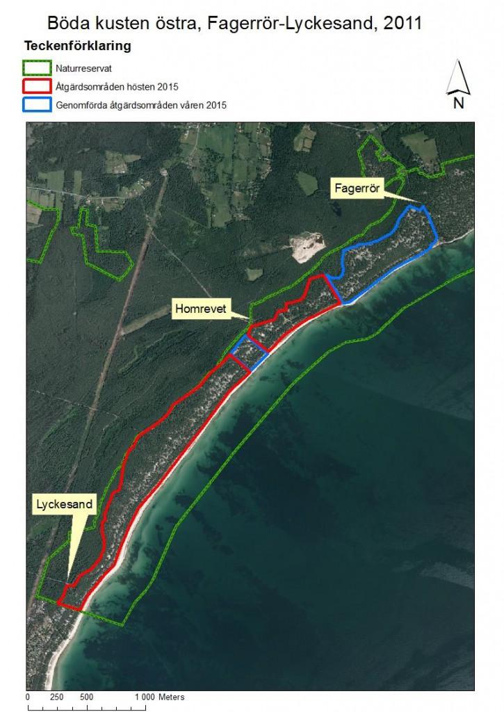 karta åtgärder bödakusten östra